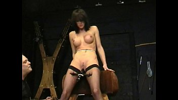 Bdsm babe anally fucked