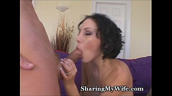 Cheating wife fucks black man for first time