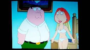 Family Guy Lois Griffin Fucked in restroom Glory Hole