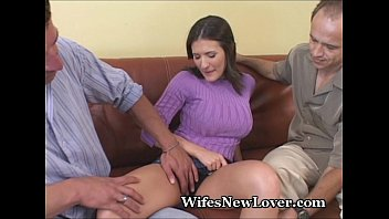 Older wife hard fucked doggystyle by bbc in front her hubby