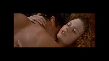 Alyssa Milano And Charlotte Lewis Nude Lesbo Sex In Embrace of the Vampire