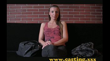 22yo Gymnast Tiffani Fucked For The 1st Time On Our Casting Cock Camera!